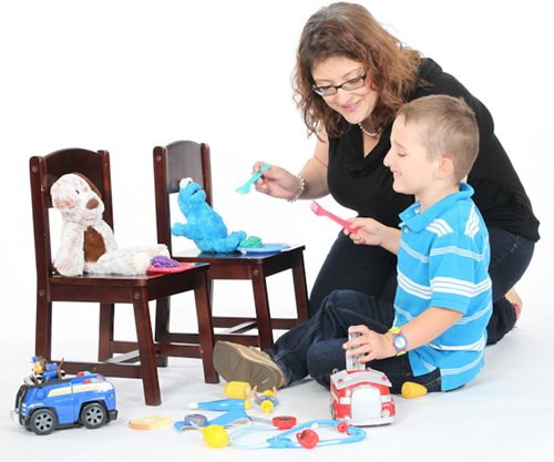 Fantastic Encouraging Pretend Play In Children With Autism Or Social Gamerscity Chair Design For Home Gamerscityorg