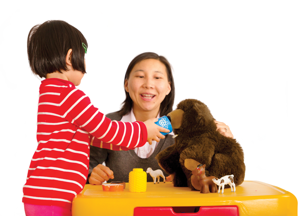 pretend play should be fun not work