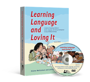 Promoting Early Language And Literacy Guidebook And Dvd Resources